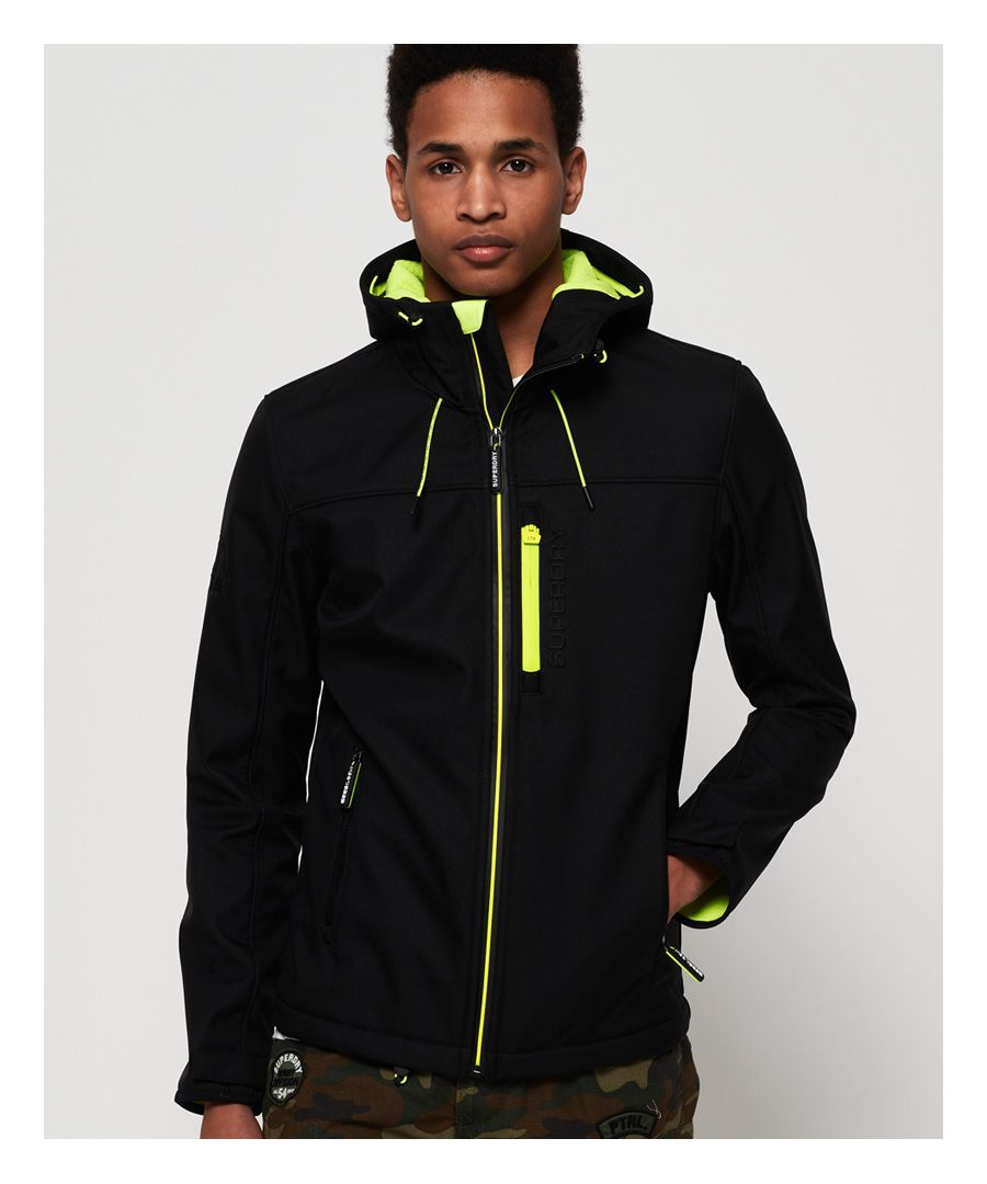 Image for Superdry Hooded SD-Windtrekker Jacket
