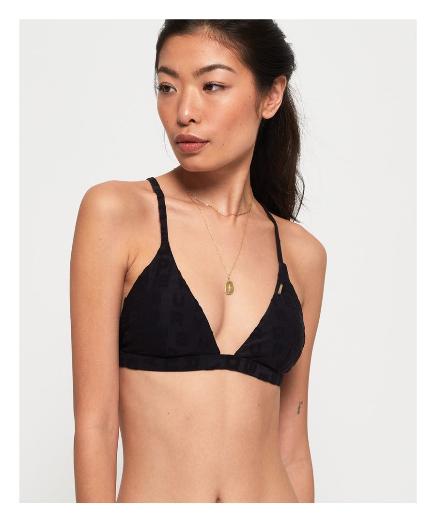 Image for Superdry Retro Cheeky Bikini Top