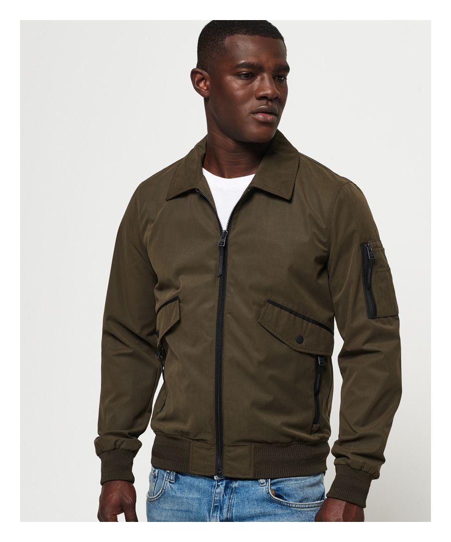 Image for Superdry Rookie Harrington Bomber Jacket