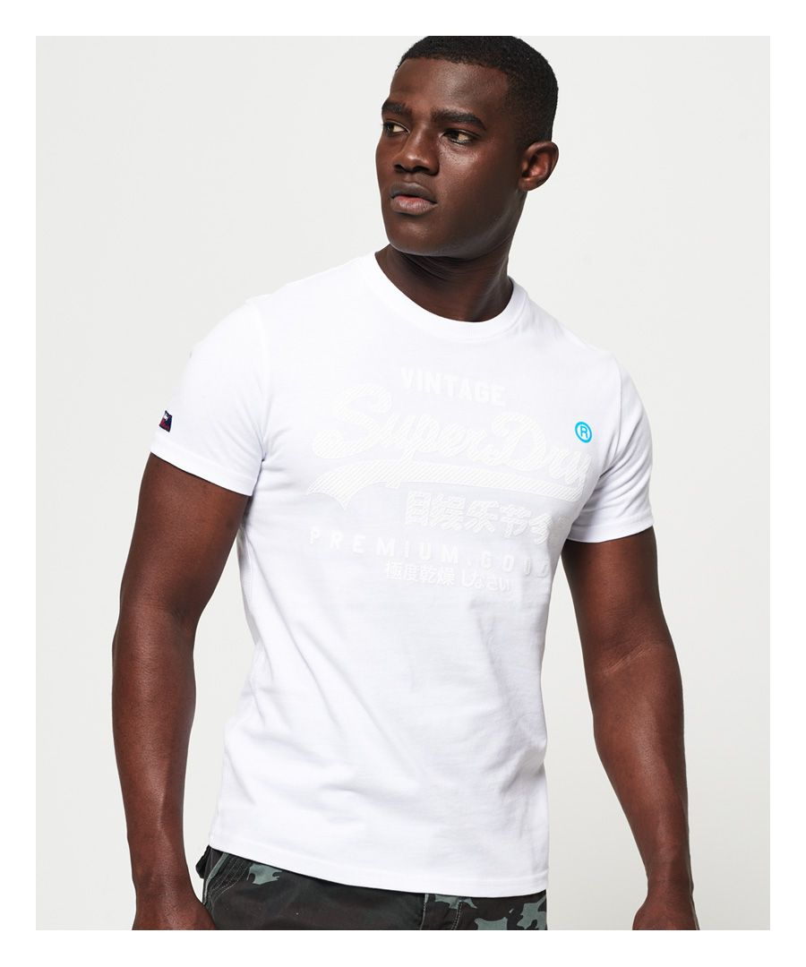 Image for Superdry Premium Goods Tonal T-Shirt