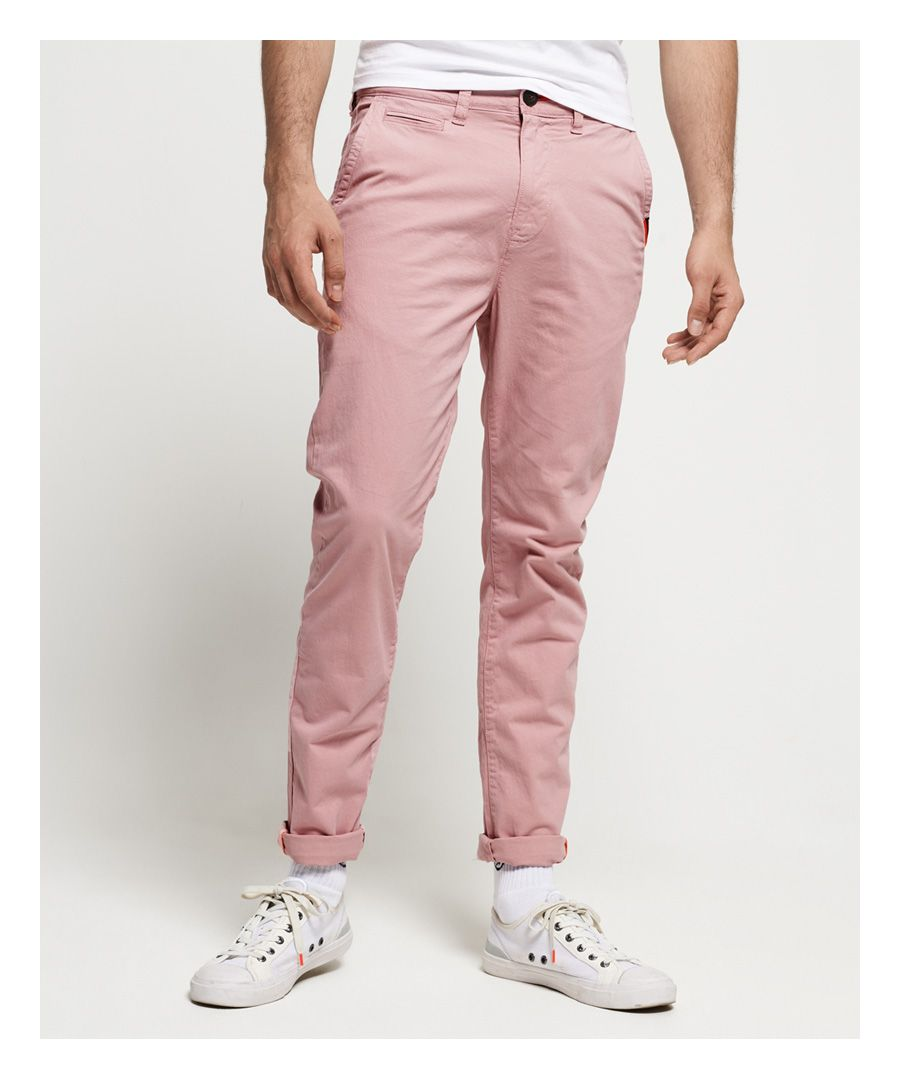 Image for Superdry International Lite Slim Chinos