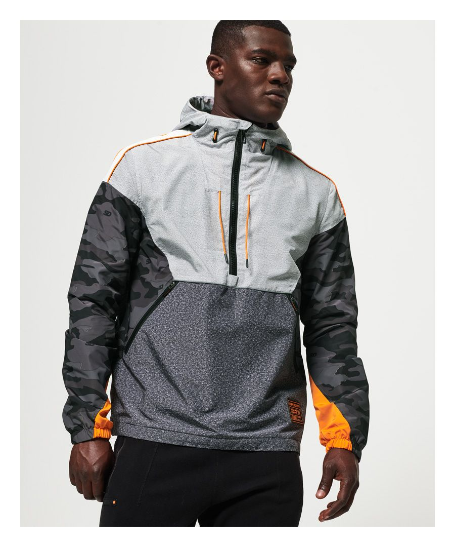 Image for Superdry Jared Overhead Cagoule