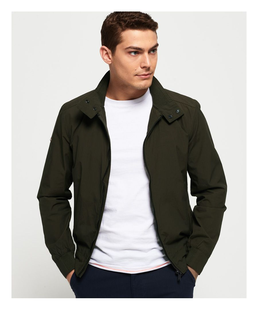 Image for Superdry Montauk Harrington Jacket