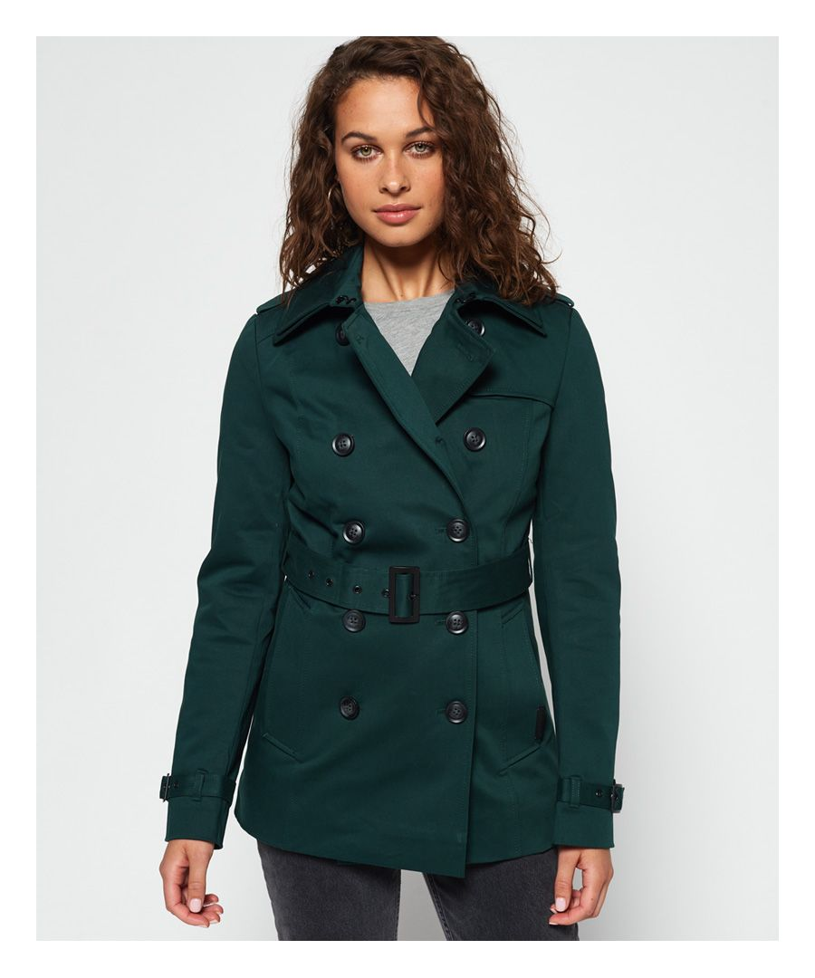 Image for Superdry Winter Belle Trench Coat
