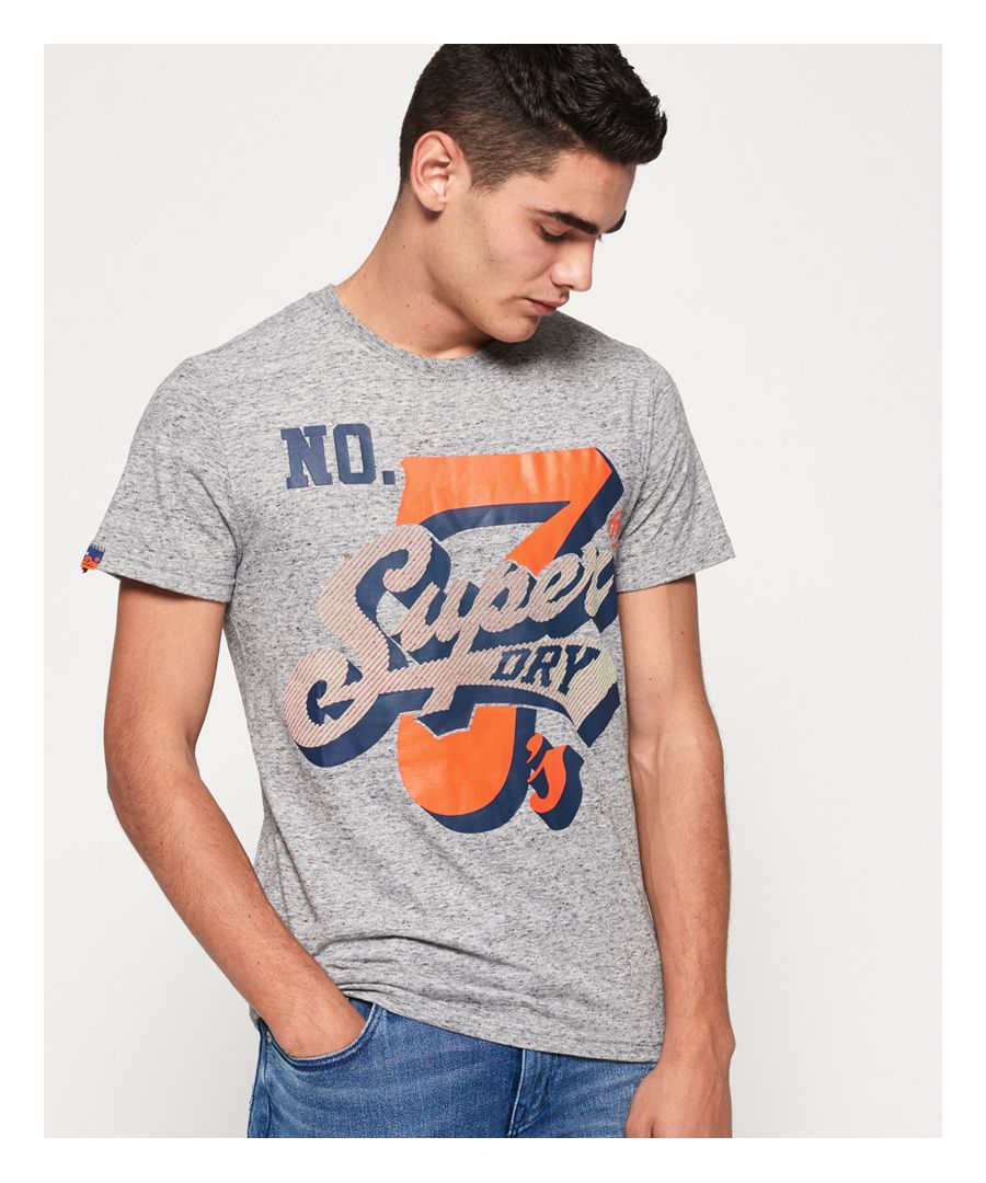Image for Superdry Super Seven Mid Weight T-Shirt
