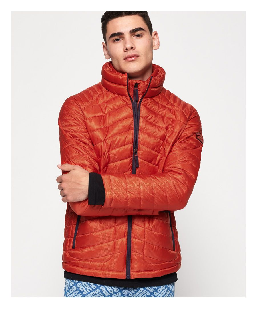 Image for Superdry Fuji Double Zip Through Jacket