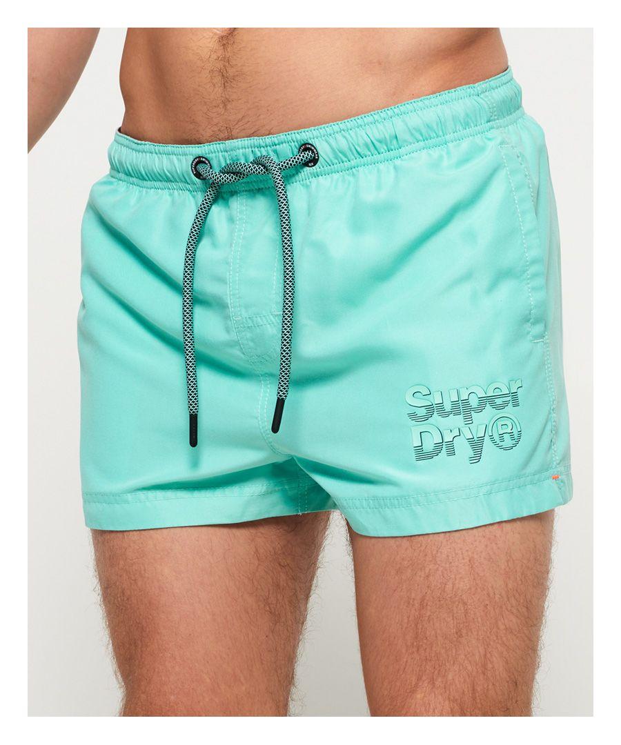 Image for Superdry Superdry Sorrento Pastel Swim Shorts