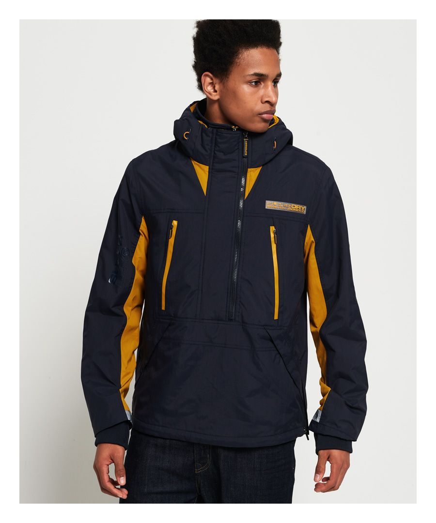 Image for Superdry Hooded Overhead SD-Windattacker Jacket