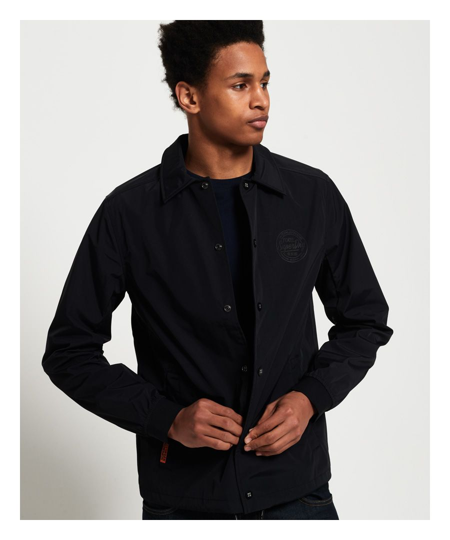 Image for Superdry Skate Luxe Coach Jacket