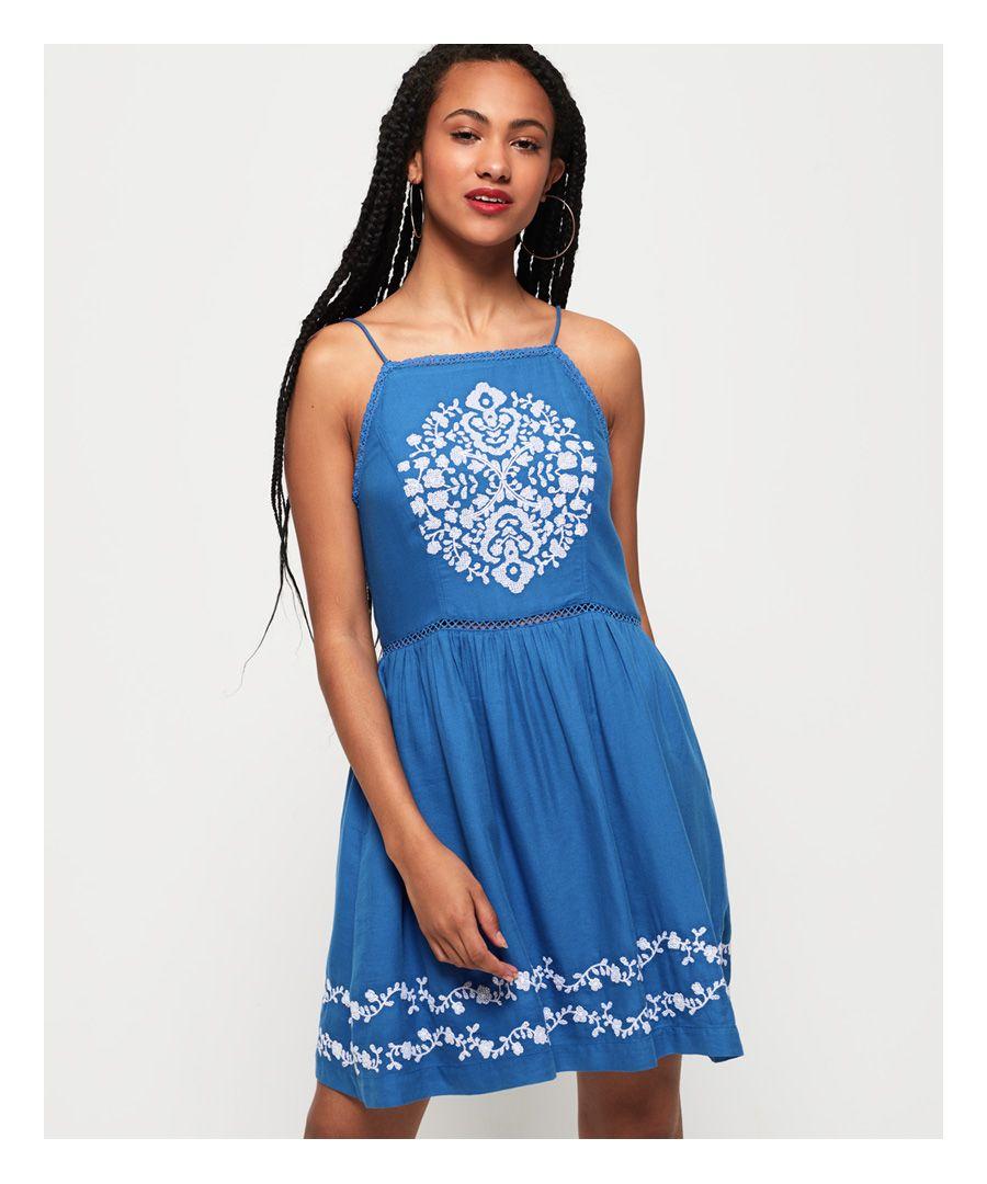 Image for Superdry Katalina Apron Dress