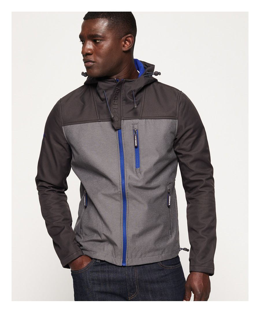 Image for Superdry Hooded SD-Windtracker Jacket