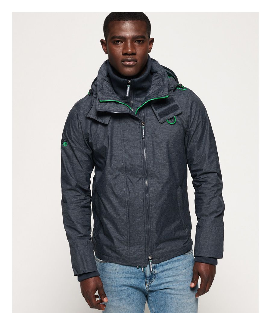 Image for Superdry Tech Hood Pop Zip SD-Windcheater Jacket