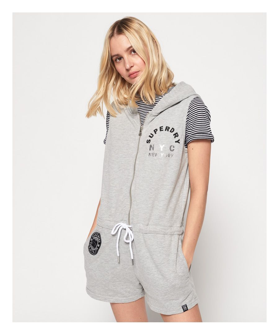 Image for Superdry Pacific Sport Playsuit