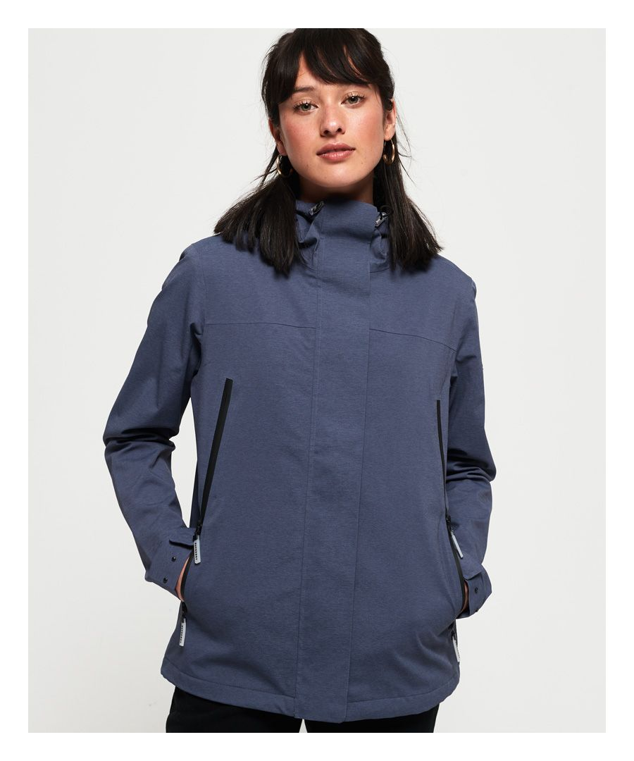 Image for Superdry Alvia Waterproof Jacket
