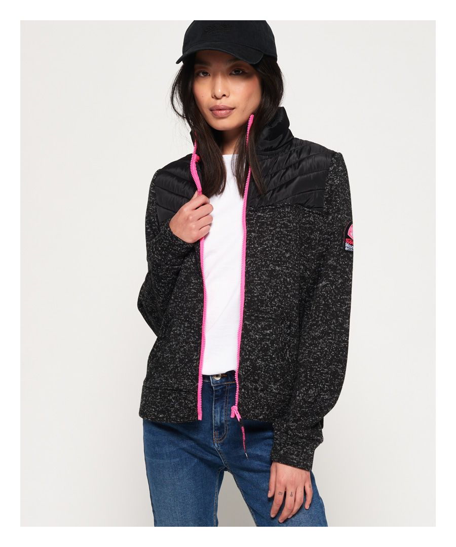 Image for Superdry Storm Hybrid Track Top