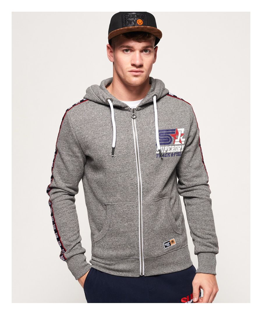 Image for Superdry Triple Star Track Zip Hoodie
