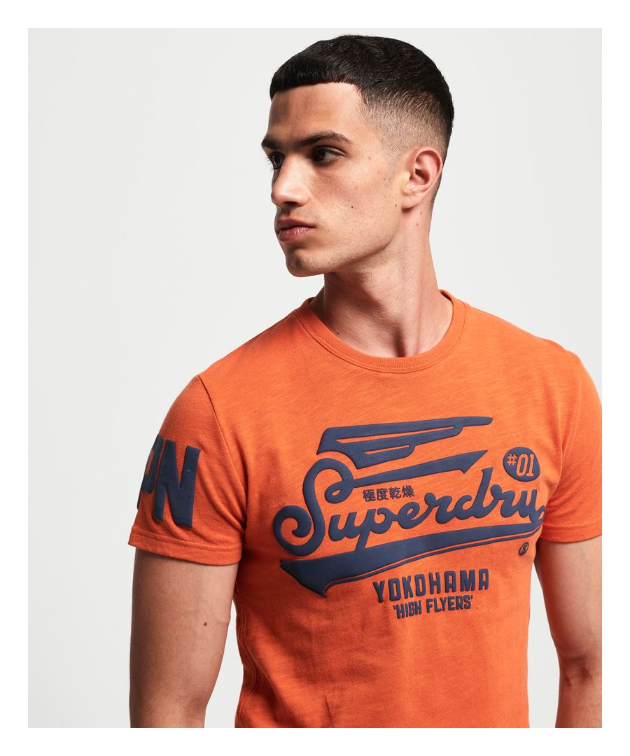 Image for Superdry Retro High Flyers T-Shirt