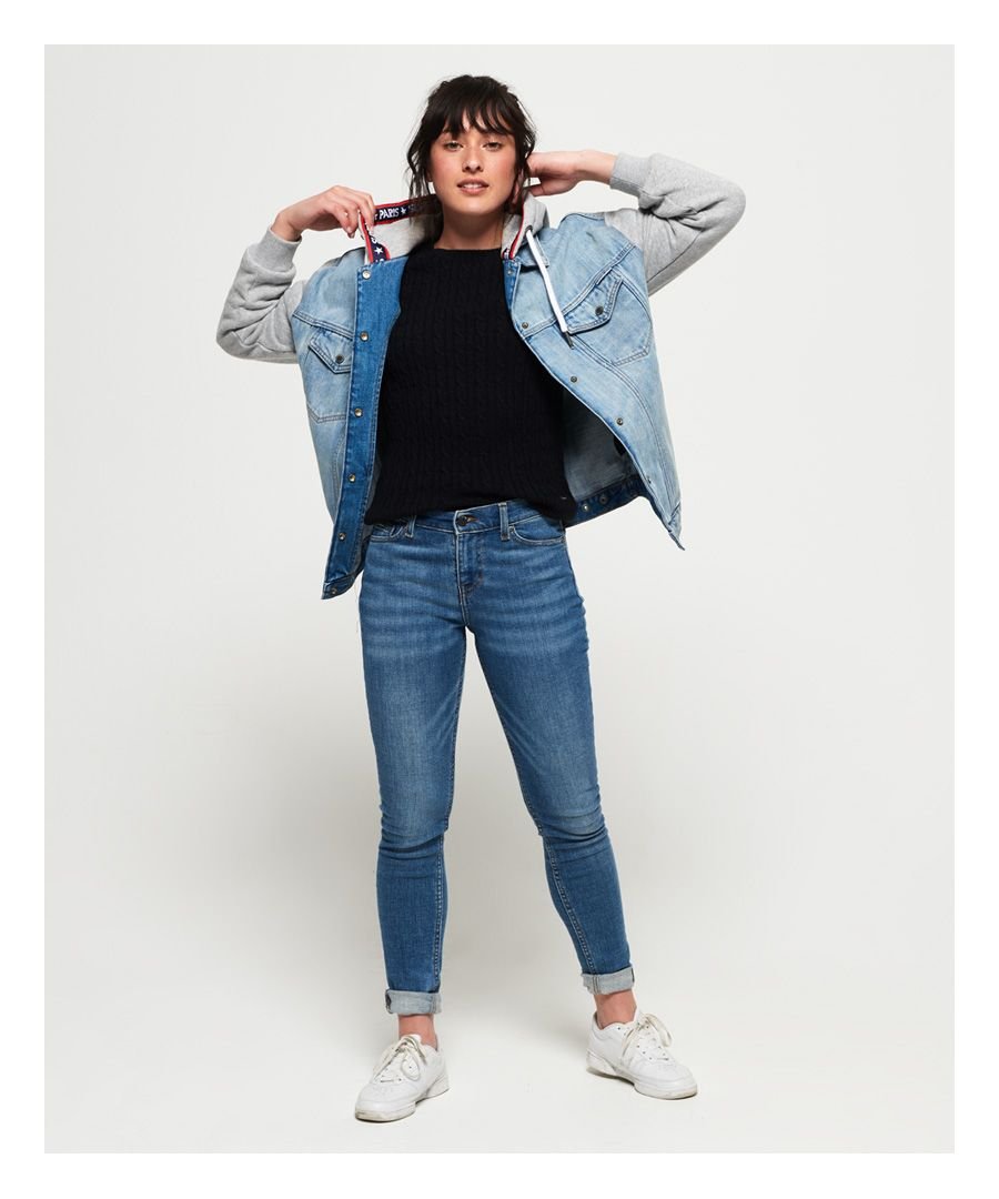 Image for Superdry Super Crafted Jeans