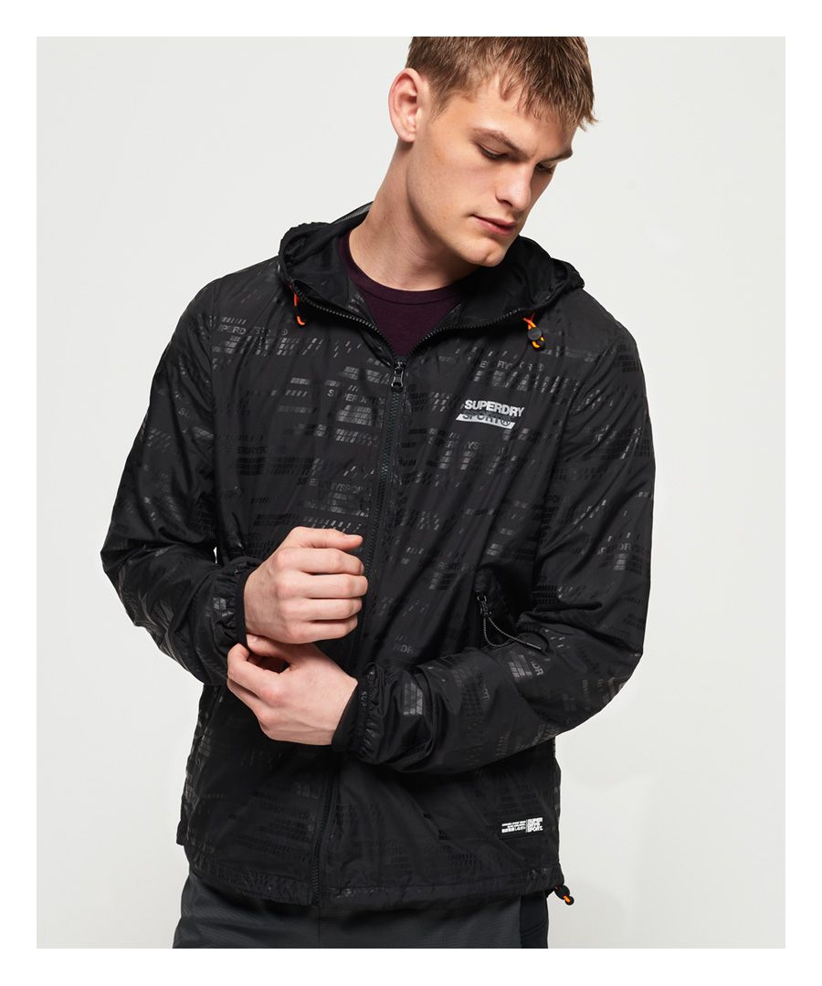 Image for Superdry Active Lightweight Shell Jacket