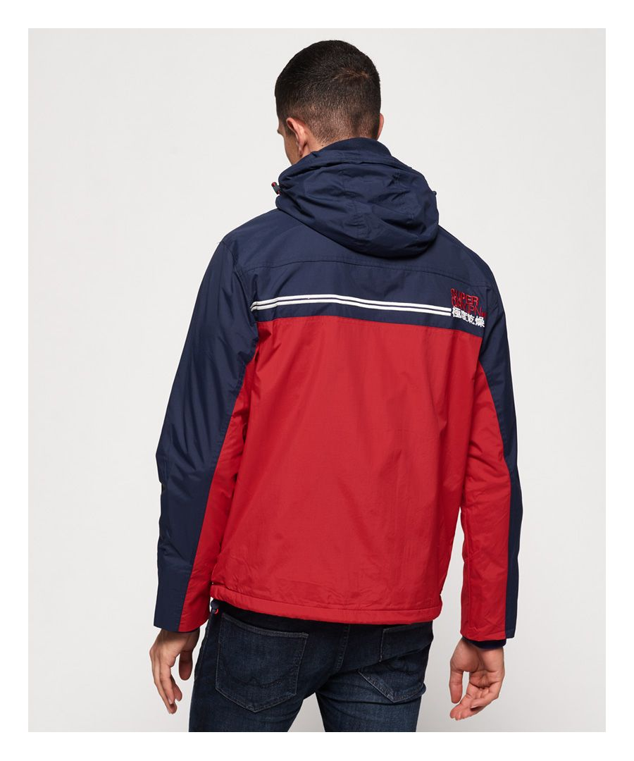 Image for Superdry Arctic Exon Hooded SD-Windcheater Jacket