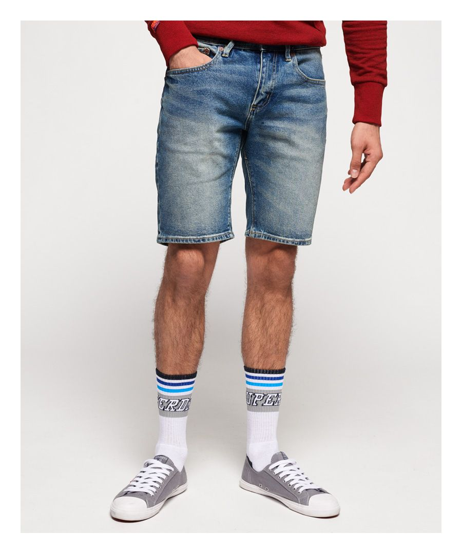 Image for Superdry Officer Slim Shorts