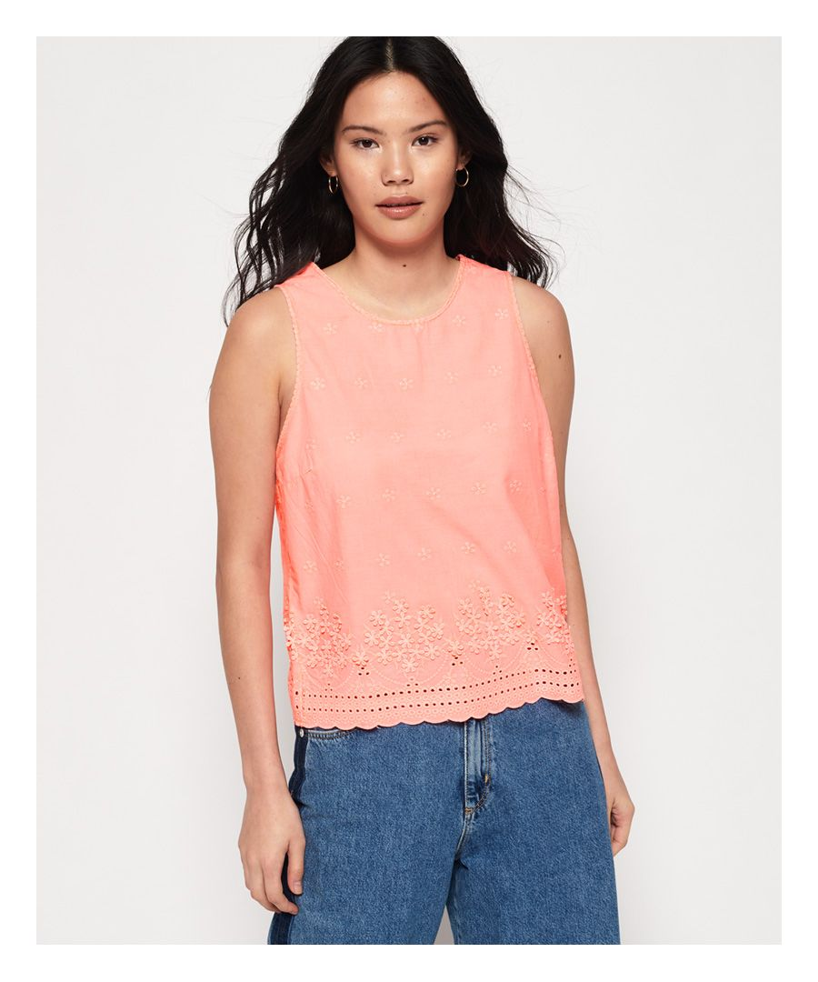 Image for Superdry Hanna Shell Top