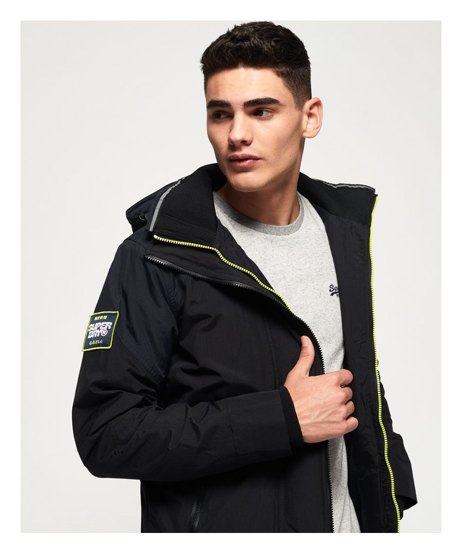 Image for Superdry Hooded Arctic Intron SD-Windcheater Jacket