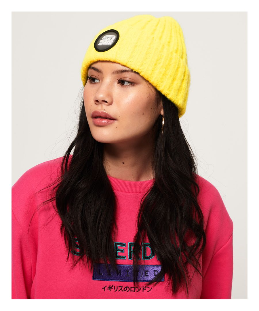 Image for Superdry Super Chunky Ribbed Beanie