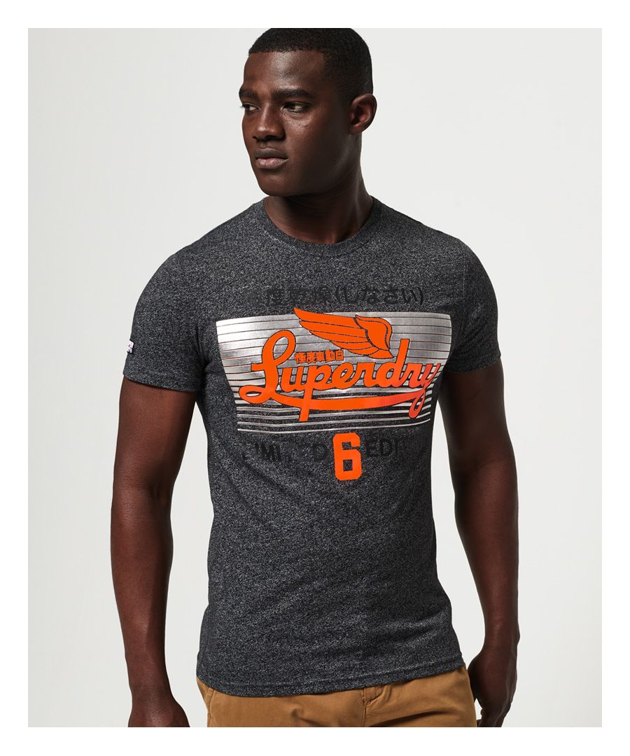 Image for Superdry Limited Icarus Lite Fade T-Shirt
