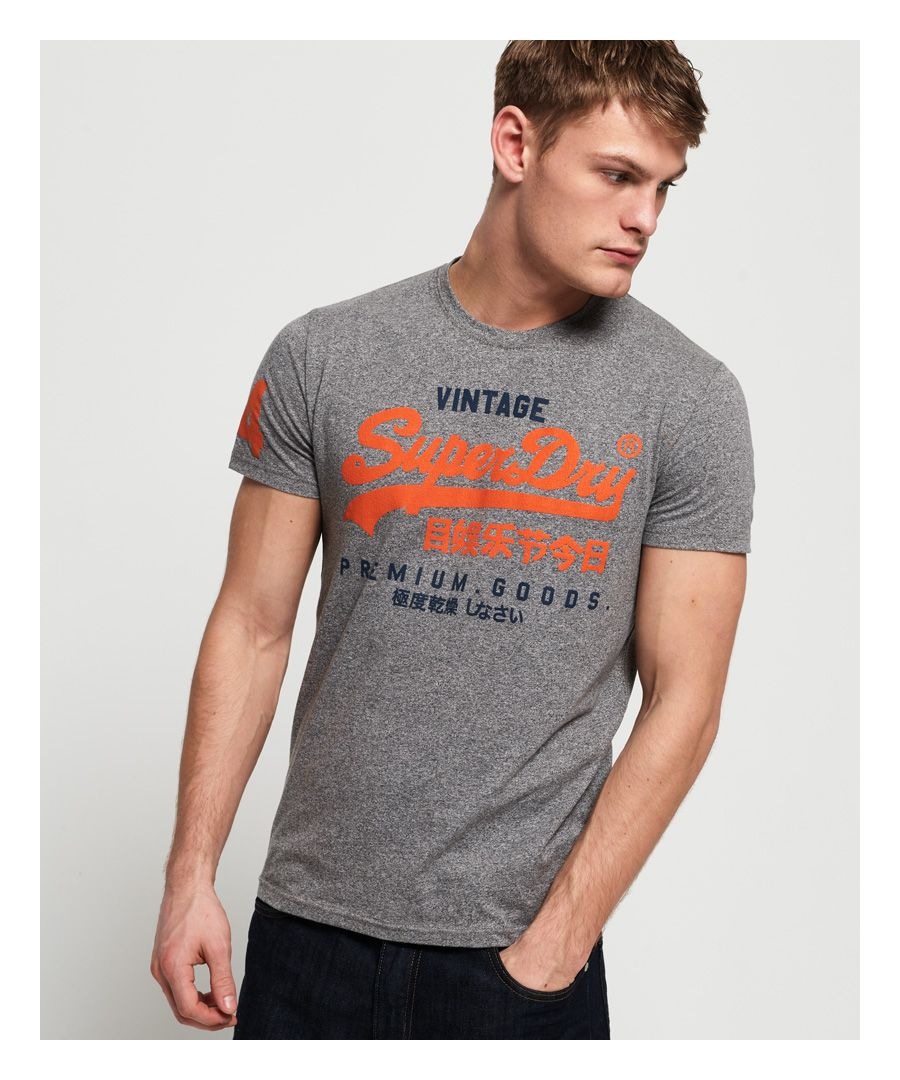 Image for Superdry Premium Goods Duo Lite T-Shirt