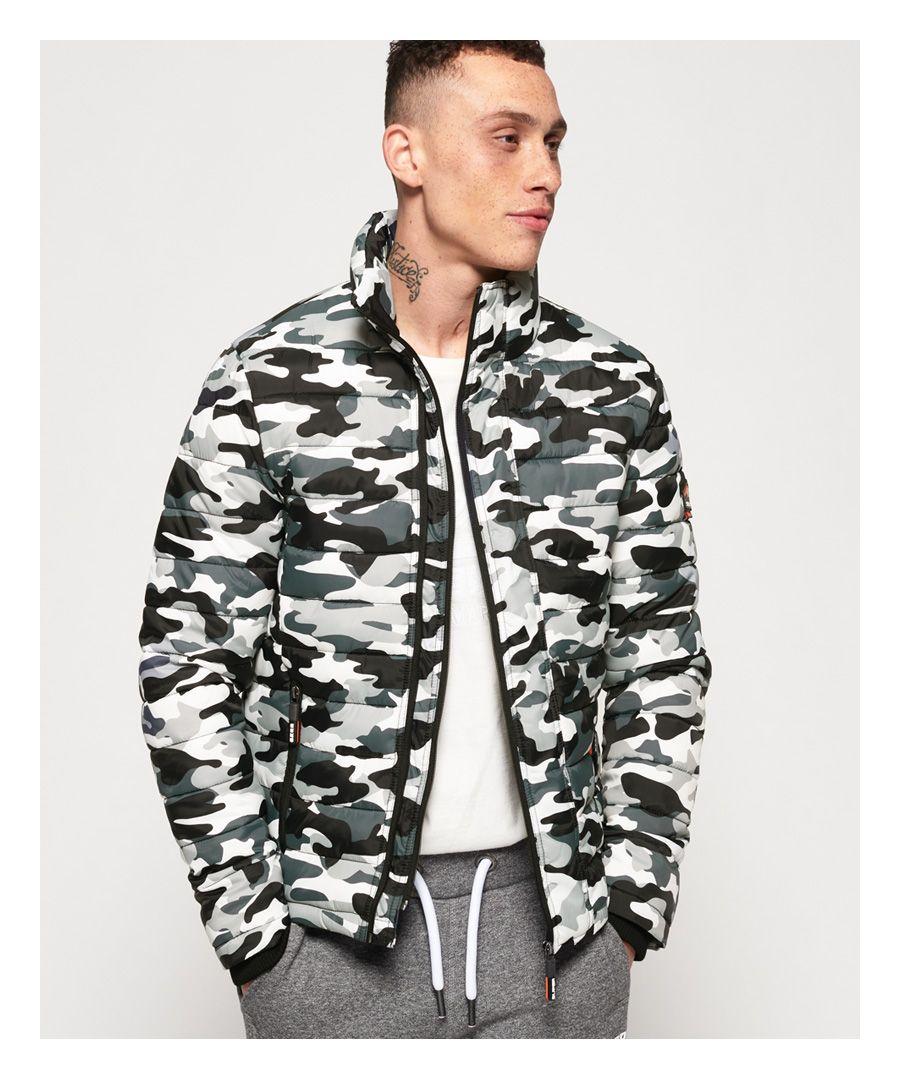 Image for Superdry Fuji Double Zip Jacket