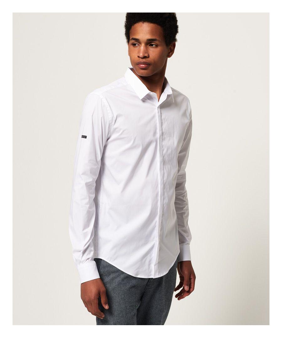 Image for Superdry Premium Cotton Dress Shirt