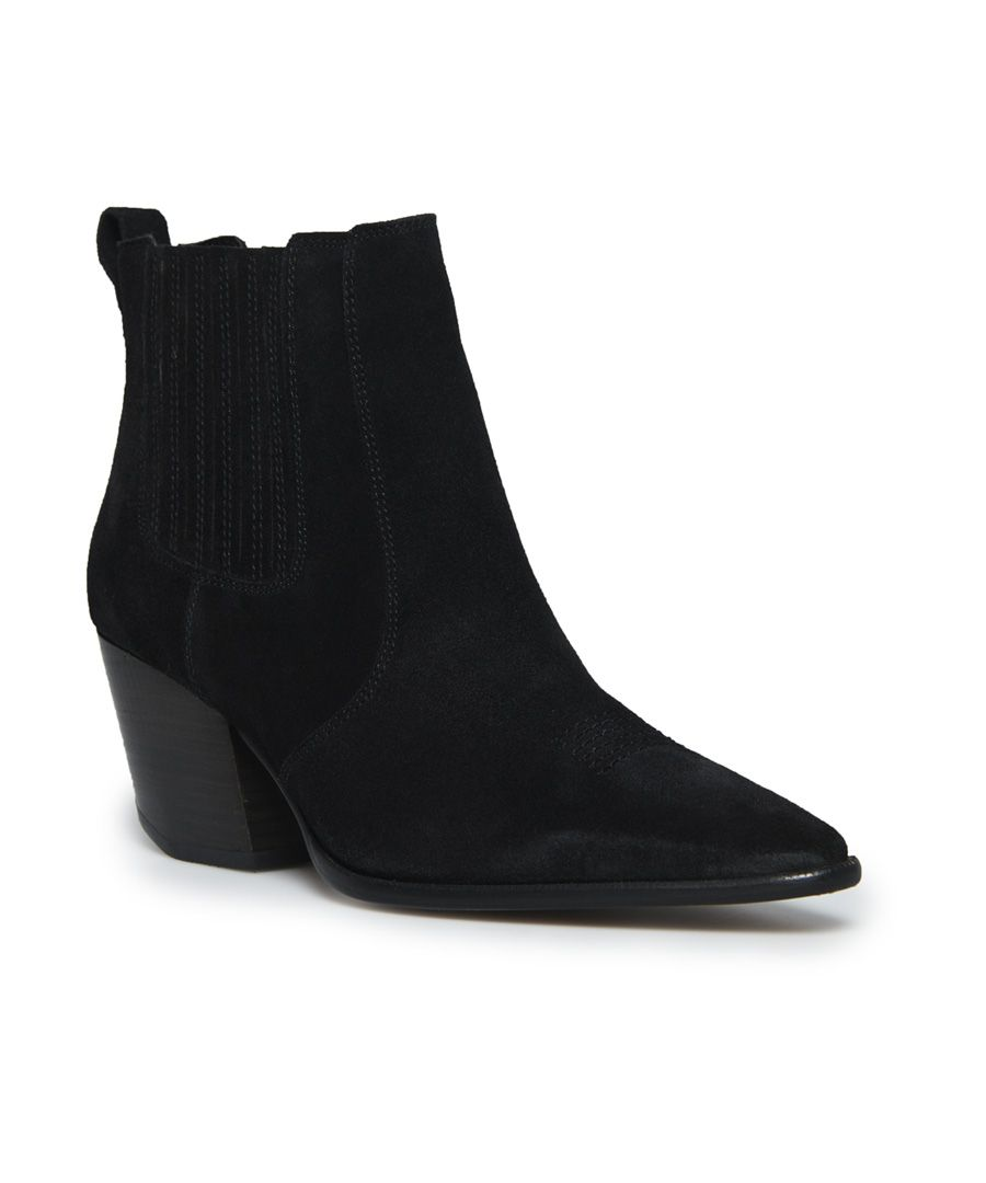 Image for Superdry The Edit - Chunky Chelsea Boots