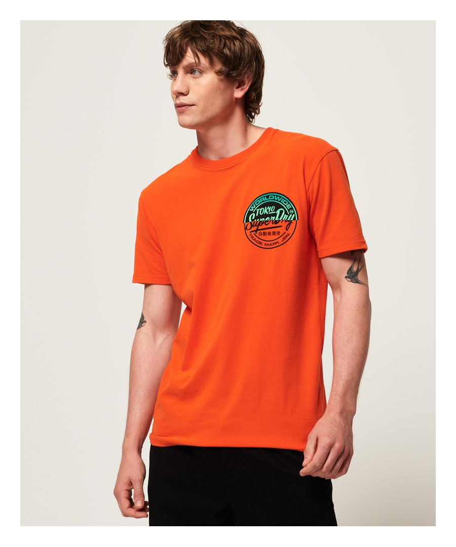 Image for Superdry Ticket Type Original Box Fit T-Shirt