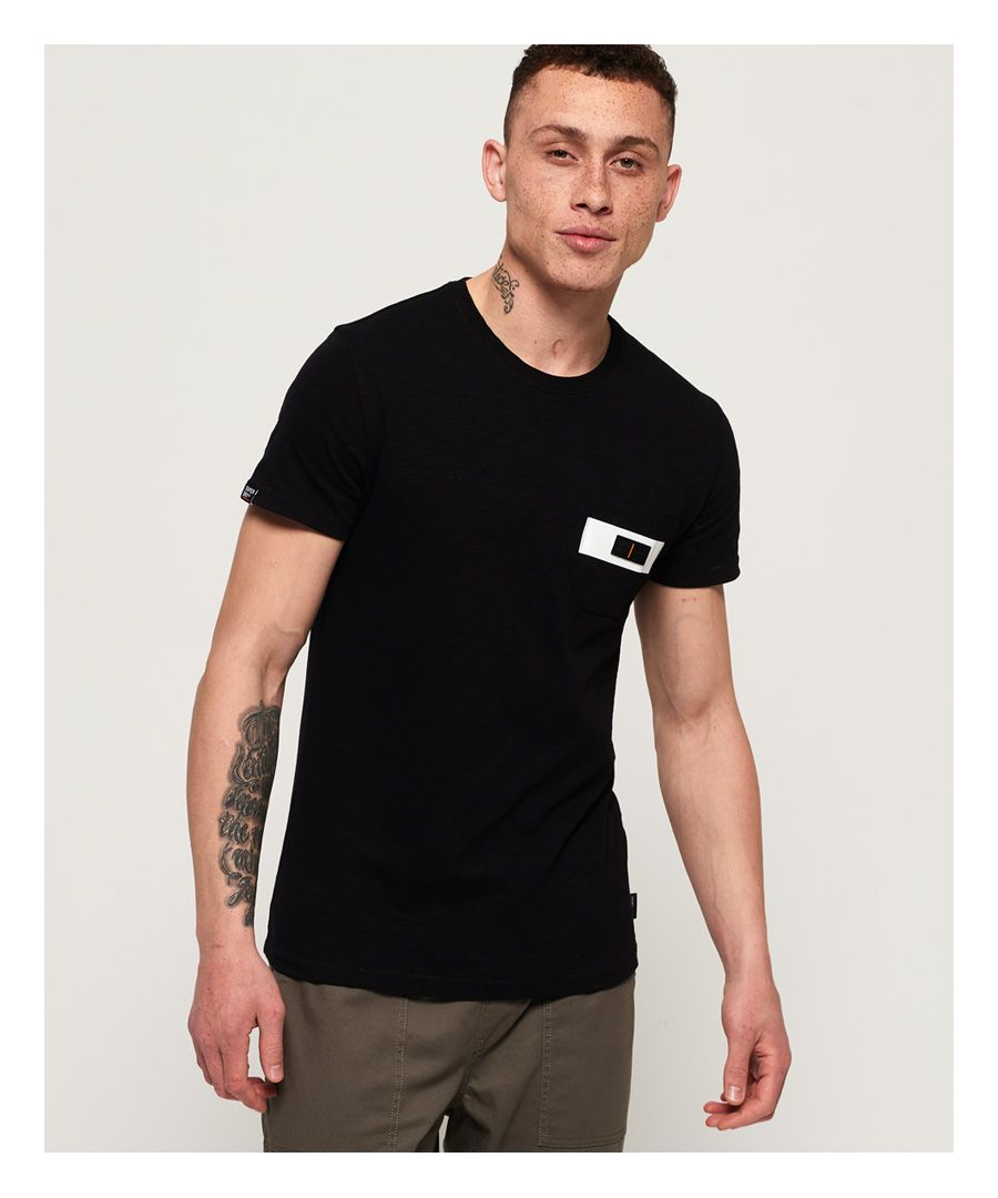 Image for Superdry Surplus Goods Short Sleeve Pocket T-Shirt
