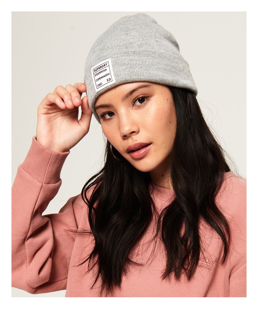 Image for Superdry Scandi Street Beanie