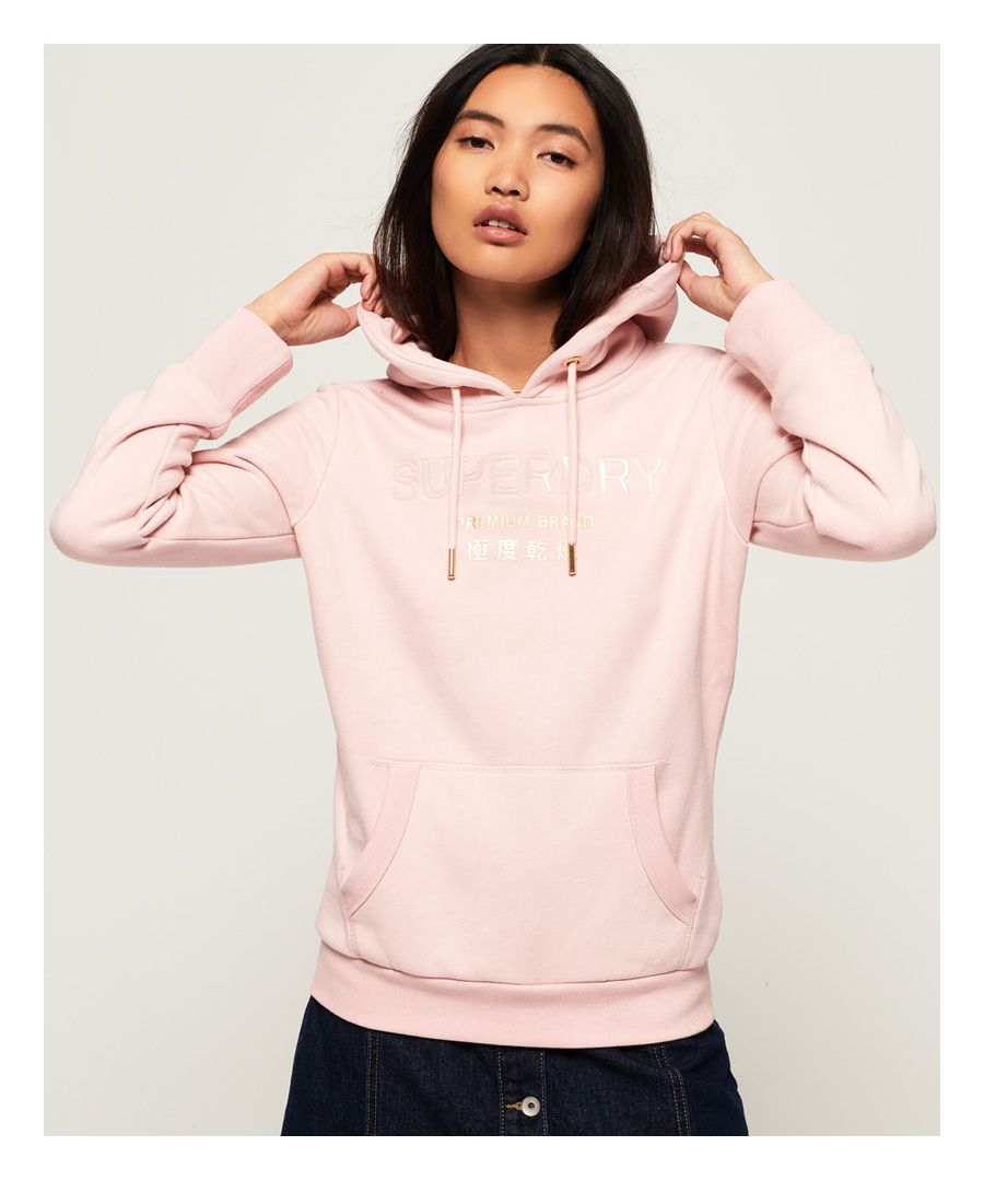 Image for Superdry Premium Brand Hoodie