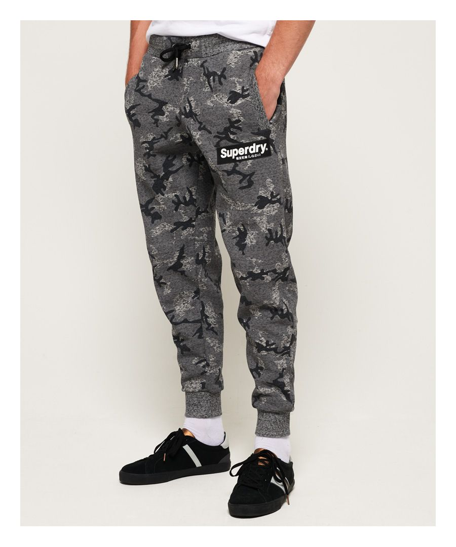 Image for Superdry Camo International Joggers