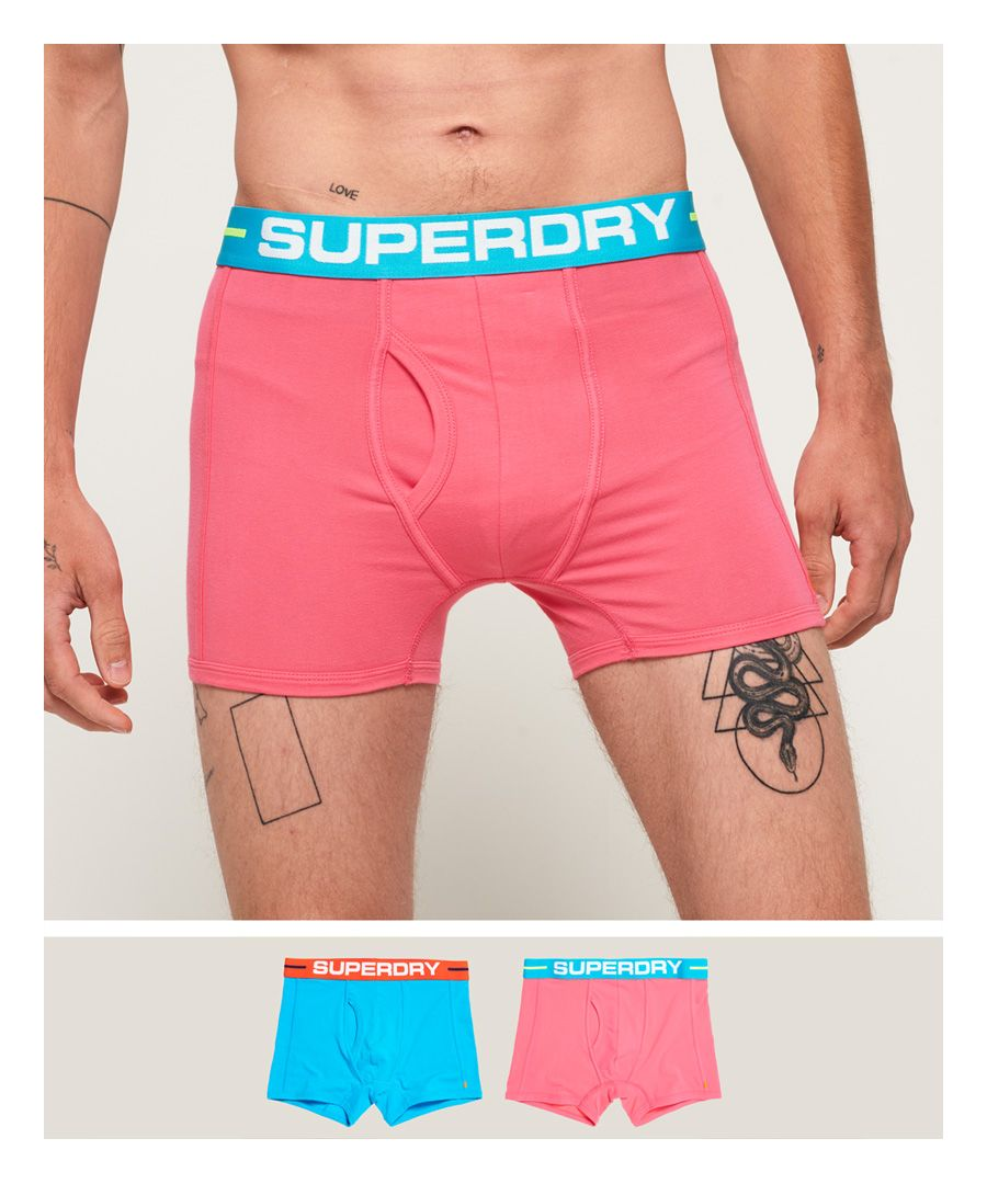 Image for Superdry Sport Boxer Double Pack