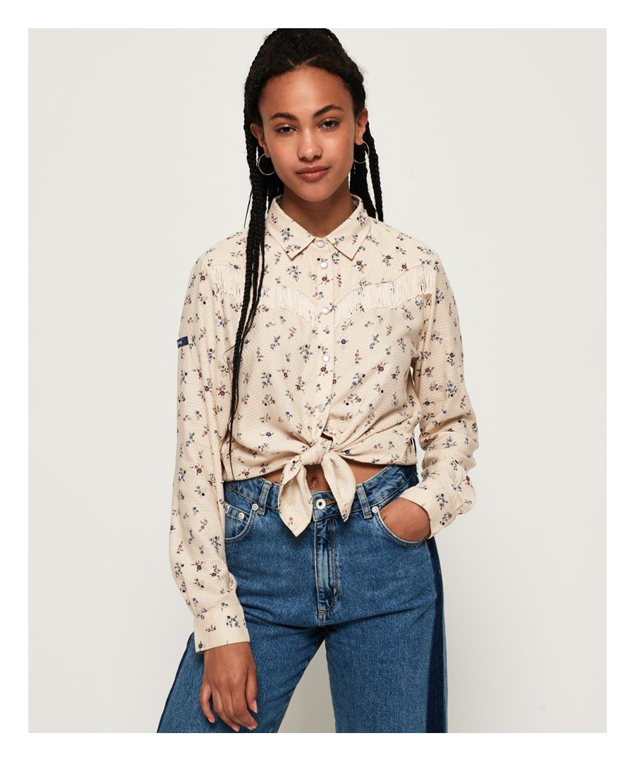 Image for Superdry Jolene Western Shirt