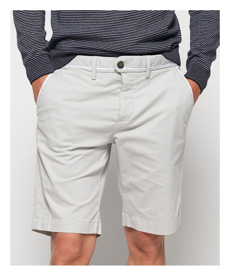 Image for Superdry Premium Summer Chino Shorts