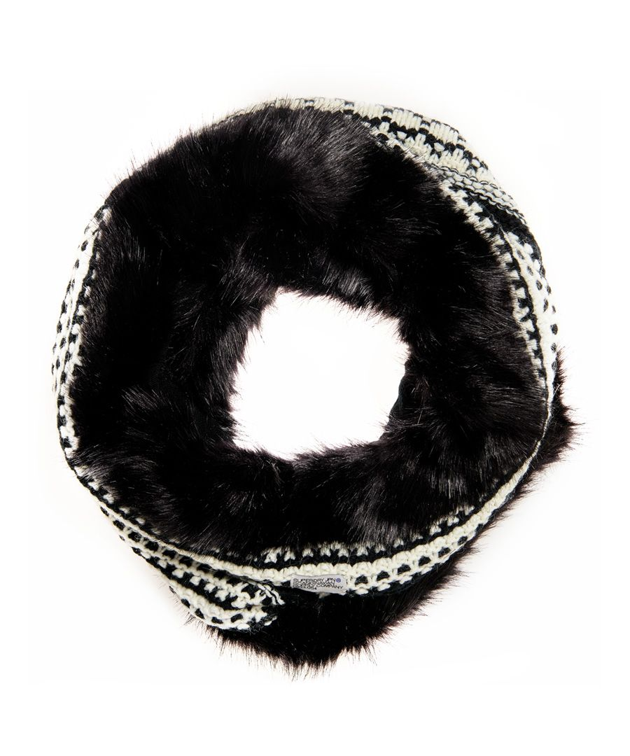 Image for Superdry Nordic Faux Fur Snood