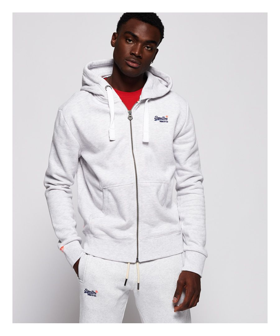 Image for Superdry Orange Label Ziphood