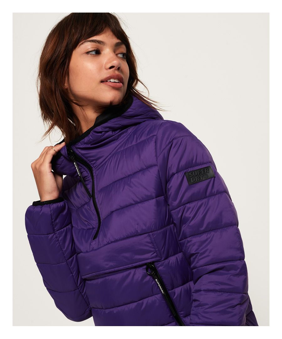 Image for Superdry Fuji Overhead Jacket