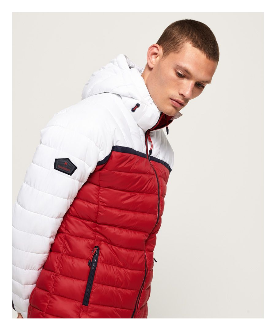 Image for Superdry Dolman Downhill Racer Fuji Jacket