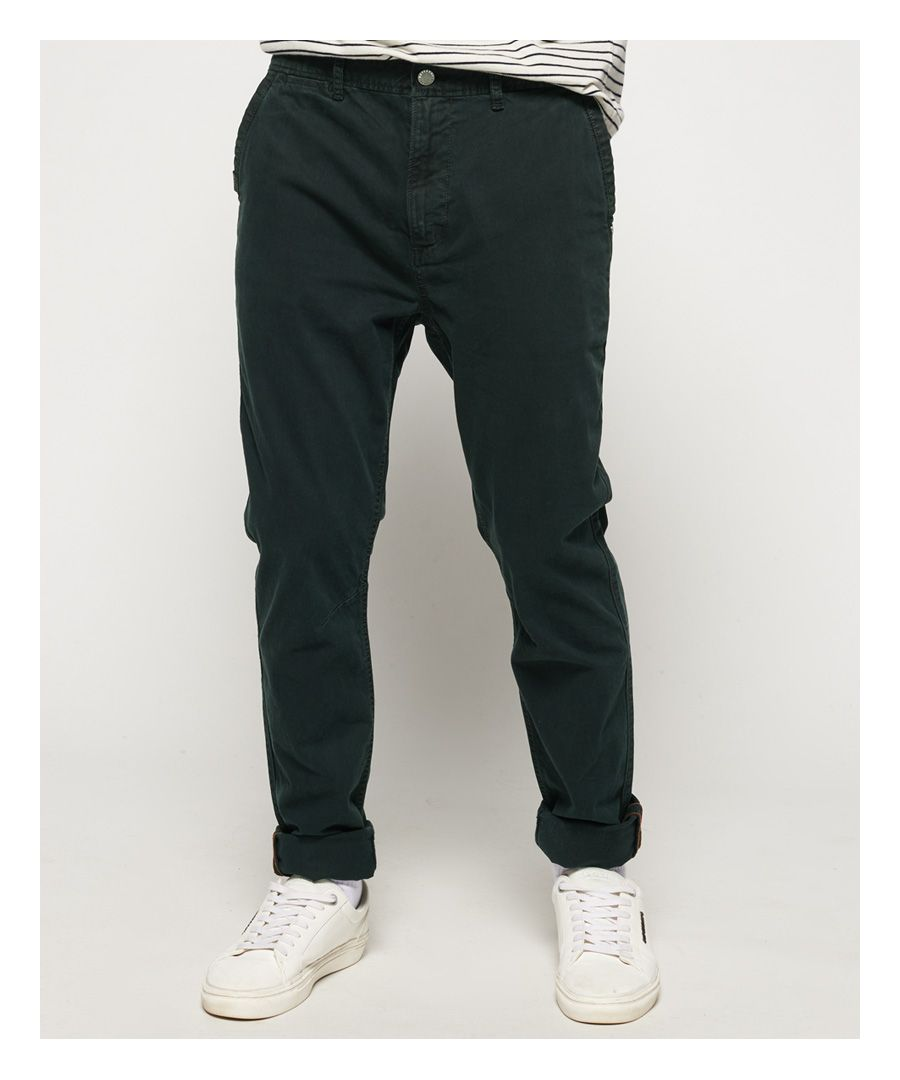 Image for Superdry Surplus Goods Chino Trousers