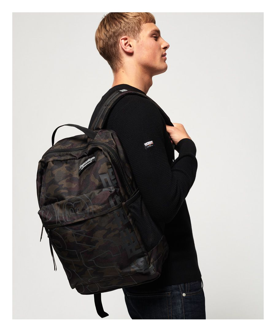 Image for Superdry Academic Reflective Rucksack
