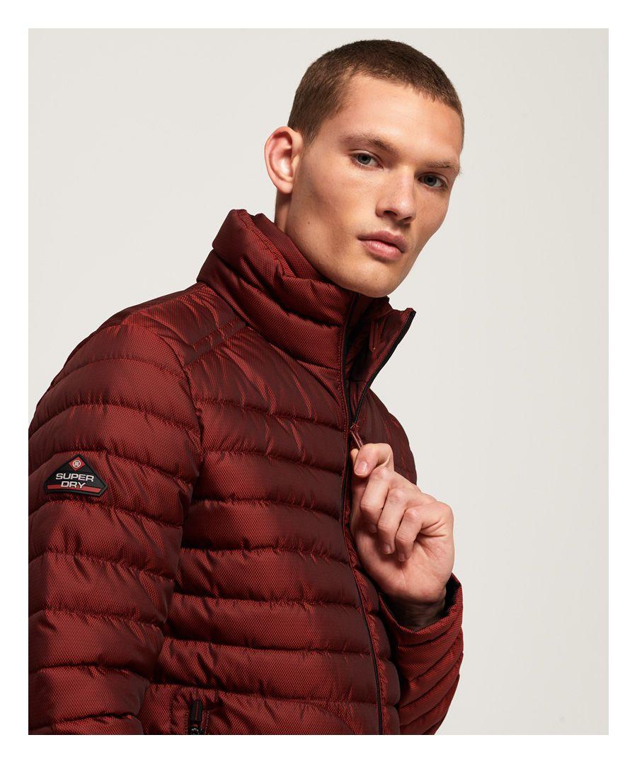 Image for Superdry Double Zip Fuji Jacket