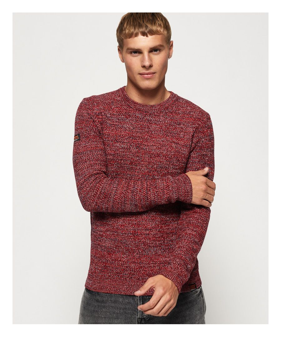 Image for Superdry Upstate Crew Jumper