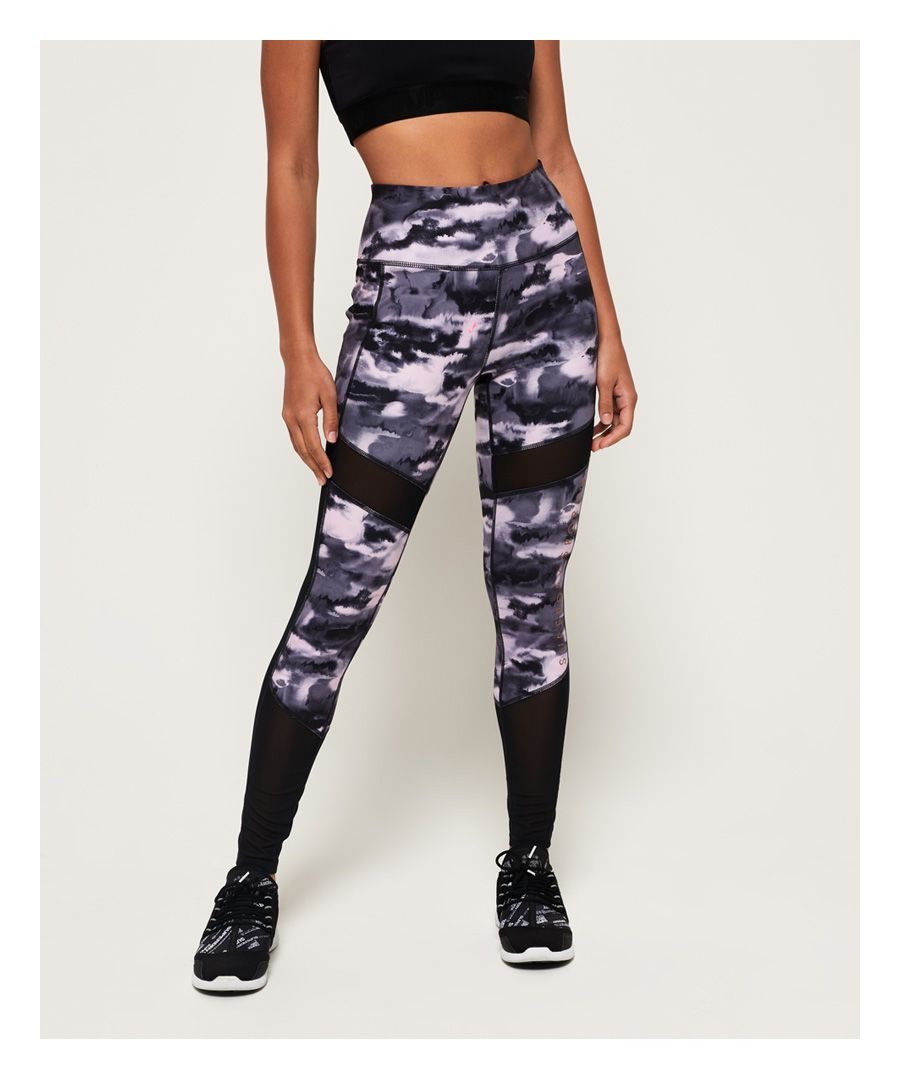 Image for Superdry Active Studio Mesh Leggings